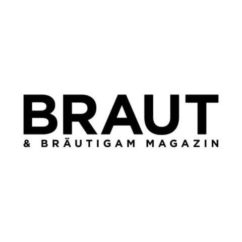 Logo: Braut und Bräutigam Magazin, Partner von WEDD CLUB, exklusives Clubbing für Hochzeitsdienstleister