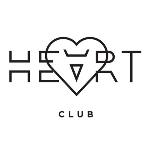 Logo: Heart Club Disco Wien (ehemals Lutz Club Wien), Partner von WEDD CLUB, exklusives Clubbing für Hochzeitsdienstleister