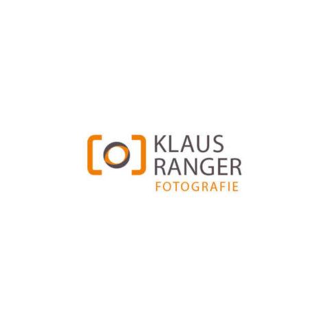 Logo: Klaus Ranger Fotografie, Partner von WEDD CLUB, exklusives Clubbing für Hochzeitsdienstleister