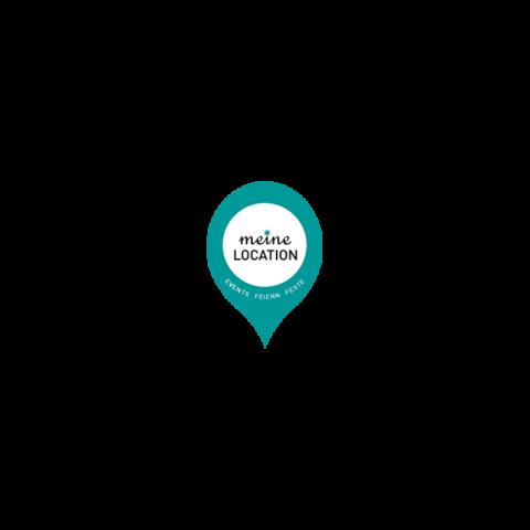 Logo: Meine Location: Events, Feiern & Feste, Partner von WEDD CLUB, exklusives Clubbing für Hochzeitsdienstleister