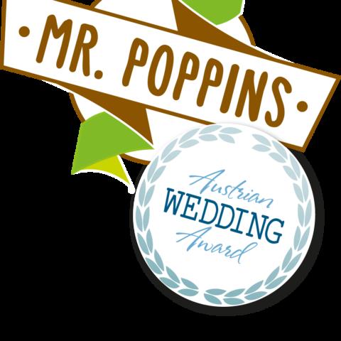 Logo Mr. Poppins